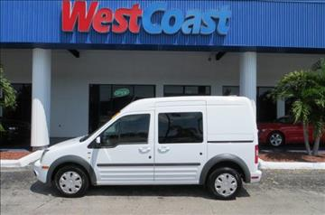 2012 Ford Transit Connect for sale at West Coast Car & Truck Sales in Saint Petersburg FL