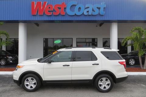 2012 Ford Explorer for sale in Saint Petersburg, FL