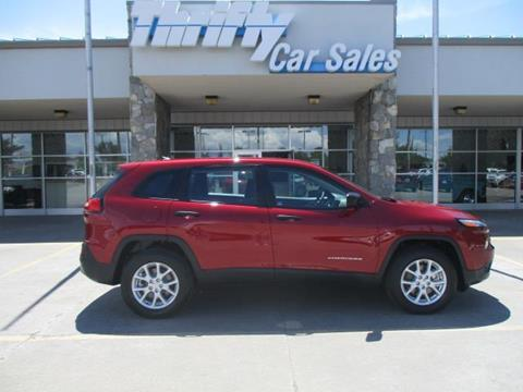 2017 Jeep Cherokee for sale in Mountain Home, ID