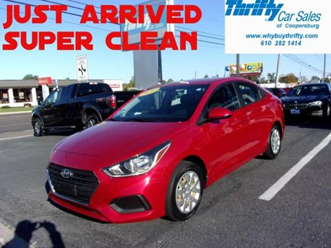 2018 Hyundai Accent for sale in Coopersburg, PA