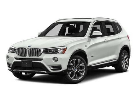 2016 BMW X3 xDrive28i for sale at Thrifty Car Sales COOPERSBURG in Coopersburg PA