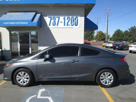 2012 Honda Civic for sale in Twin Falls, ID