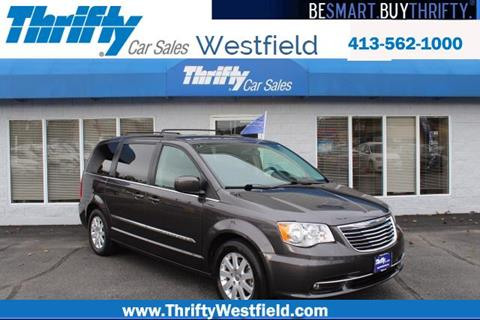 2016 Chrysler Town and Country for sale in Westfield, MA