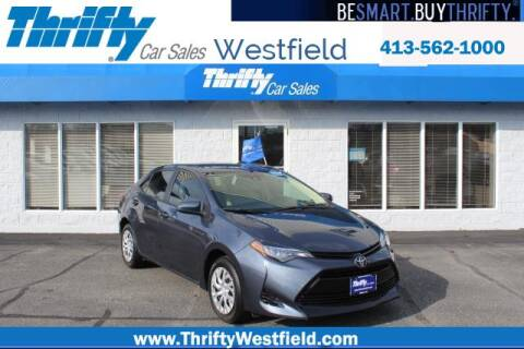 2019 Toyota Corolla for sale at Thrifty Car Sales Westfield in Westfield MA