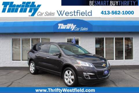 2017 Chevrolet Traverse for sale at Thrifty Car Sales Westfield in Westfield MA