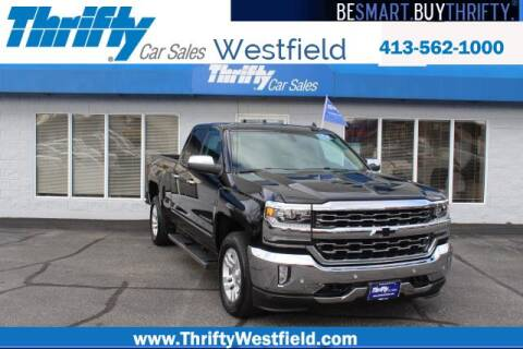 2017 Chevrolet Silverado 1500 for sale at Thrifty Car Sales Westfield in Westfield MA