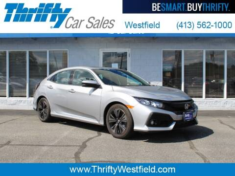 2017 Honda Civic for sale at Thrifty Car Sales Westfield in Westfield MA