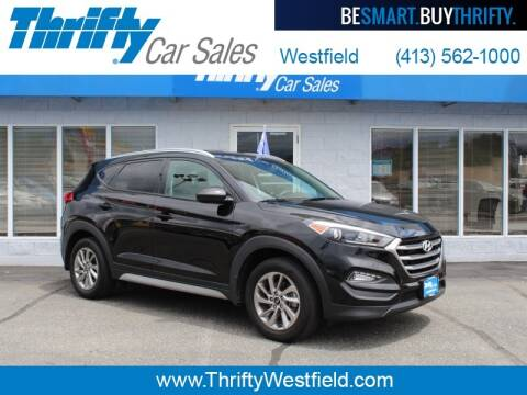 2017 Hyundai Tucson for sale at Thrifty Car Sales Westfield in Westfield MA