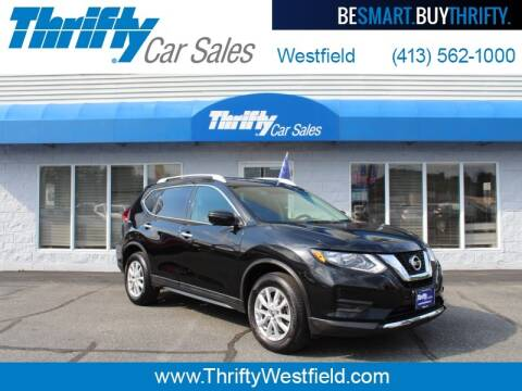 2017 Nissan Rogue for sale at Thrifty Car Sales Westfield in Westfield MA
