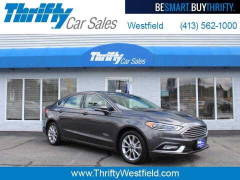 2017 Ford Fusion Energi for sale at Thrifty Car Sales Westfield in Westfield MA