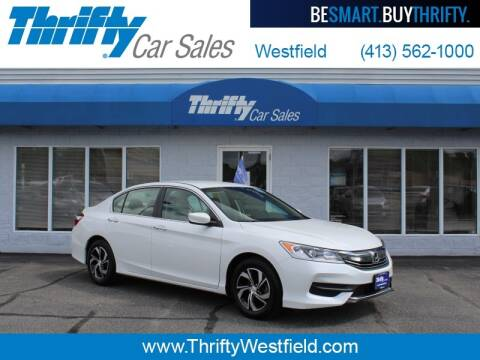 2017 Honda Accord for sale at Thrifty Car Sales Westfield in Westfield MA