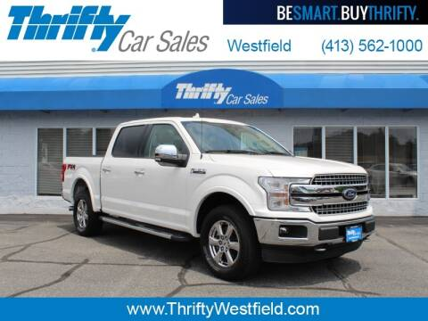 2018 Ford F-150 for sale at Thrifty Car Sales Westfield in Westfield MA