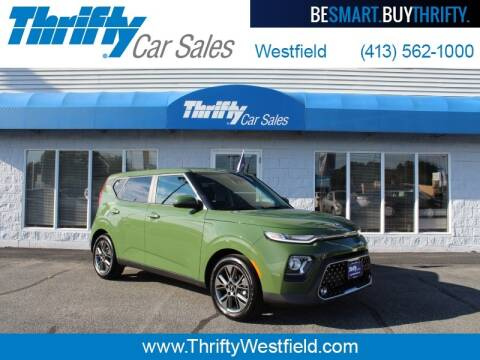 2020 Kia Soul for sale at Thrifty Car Sales Westfield in Westfield MA