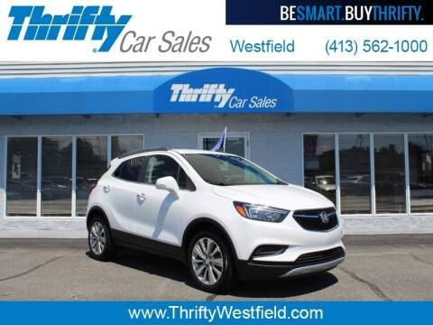 2017 Buick Encore for sale at Thrifty Car Sales Westfield in Westfield MA