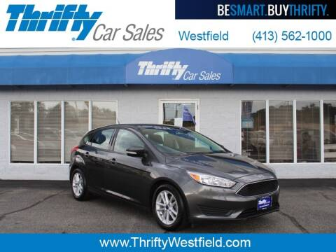 2017 Ford Focus for sale at Thrifty Car Sales Westfield in Westfield MA