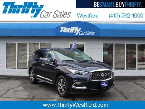 2017 Infiniti QX60 for sale at Thrifty Car Sales Westfield in Westfield MA