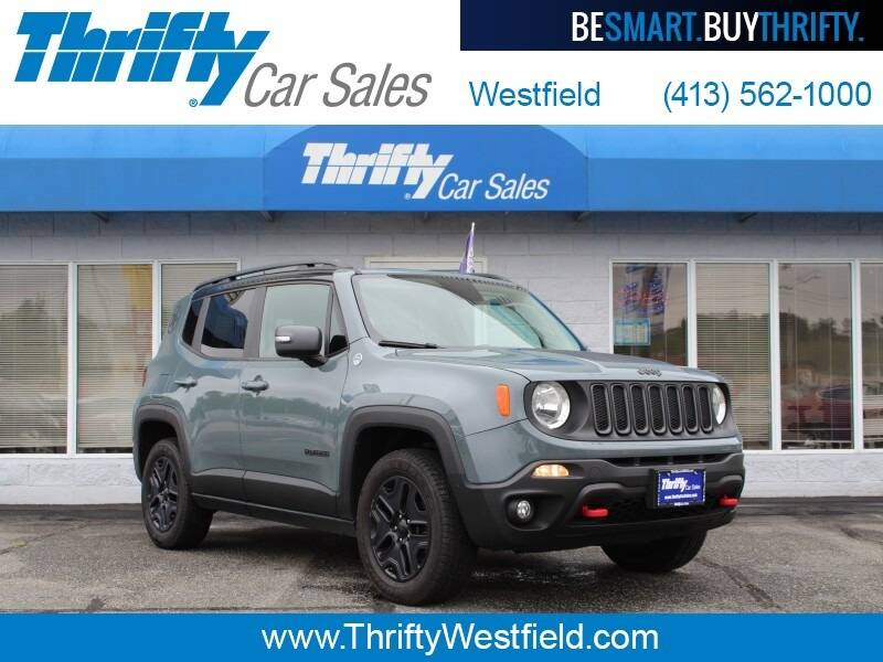 2017 Jeep Renegade for sale at Thrifty Car Sales Westfield in Westfield MA
