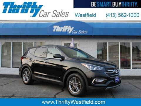 2017 Hyundai Santa Fe Sport for sale at Thrifty Car Sales Westfield in Westfield MA