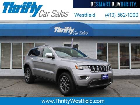 2017 Jeep Grand Cherokee for sale at Thrifty Car Sales Westfield in Westfield MA