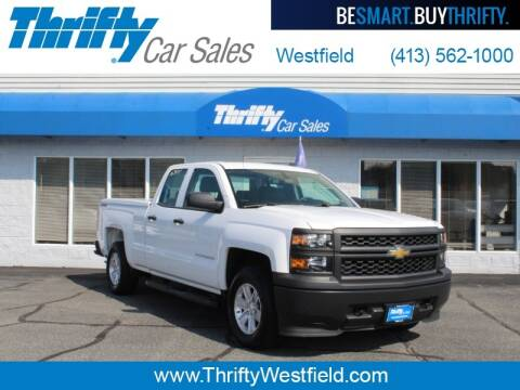 2015 Chevrolet Silverado 1500 for sale at Thrifty Car Sales Westfield in Westfield MA