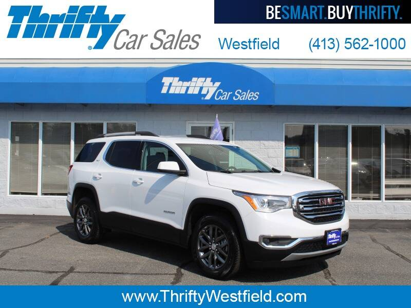 2019 GMC Acadia for sale at Thrifty Car Sales Westfield in Westfield MA