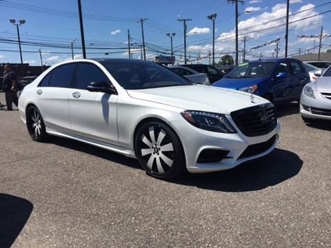 2014 Mercedes-Benz S-Class for sale in Warren, MI