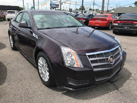 2010 Cadillac CTS for sale in Warren, MI