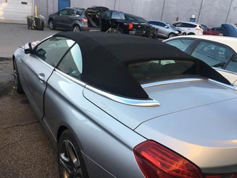 2012 BMW 6 Series for sale in Roseville, MI