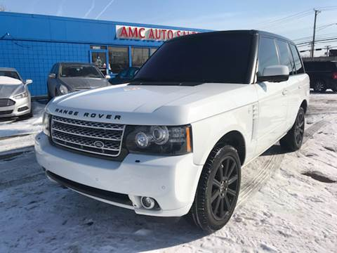 land rover used cars salvage autos for sale roseville m-97 auto dealer