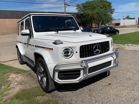 2019 Mercedes-Benz G-Class for sale in Roseville, MI