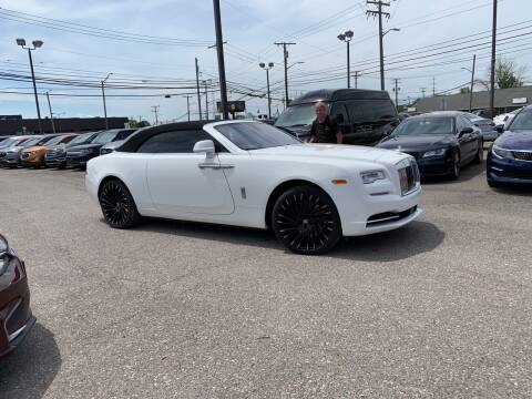 2016 Rolls-Royce Dawn for sale at M-97 Auto Dealer in Roseville MI