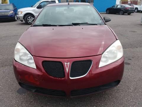 2009 Pontiac G6 for sale in Roseville, MI