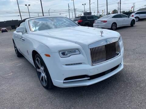 Used Rolls Royce For Sale >> 2017 Rolls Royce Dawn For Sale In Roseville Mi