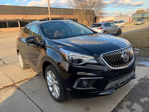 2017 Buick Envision for sale at M-97 Auto Dealer in Roseville MI