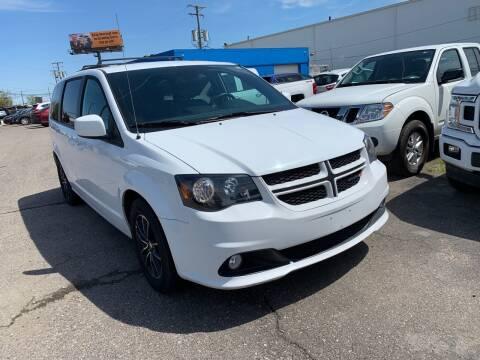 2018 Dodge Grand Caravan for sale at M-97 Auto Dealer in Roseville MI