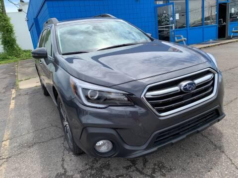 2019 Subaru Outback for sale at M-97 Auto Dealer in Roseville MI