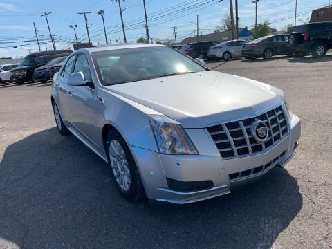 2012 Cadillac CTS for sale at M-97 Auto Dealer in Roseville MI