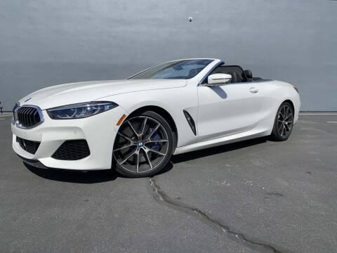 2019 BMW 8 Series for sale at M-97 Auto Dealer in Roseville MI