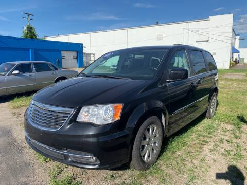 2015 Chrysler Town and Country for sale at M-97 Auto Dealer in Roseville MI
