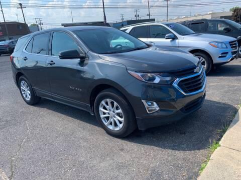 2018 Chevrolet Equinox for sale at M-97 Auto Dealer in Roseville MI