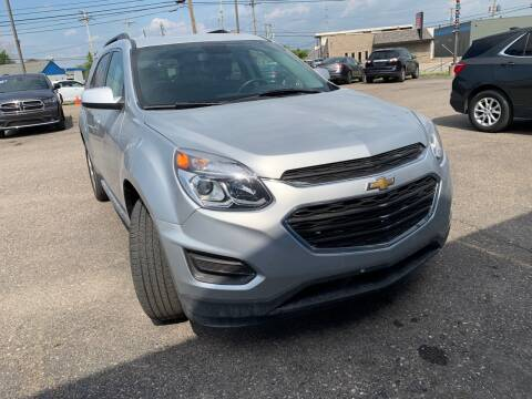 2017 Chevrolet Equinox for sale at M-97 Auto Dealer in Roseville MI
