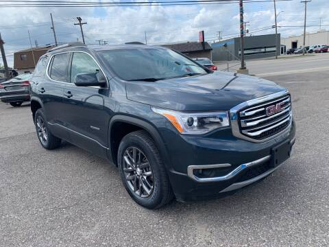2019 GMC Acadia for sale at M-97 Auto Dealer in Roseville MI
