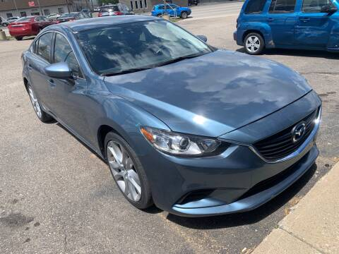 2016 Mazda MAZDA6 for sale at M-97 Auto Dealer in Roseville MI