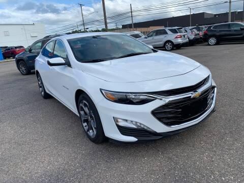 2020 Chevrolet Malibu for sale at M-97 Auto Dealer in Roseville MI