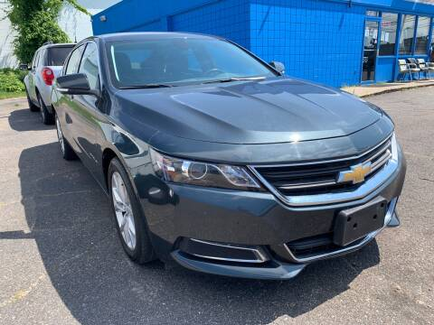 2019 Chevrolet Impala for sale at M-97 Auto Dealer in Roseville MI