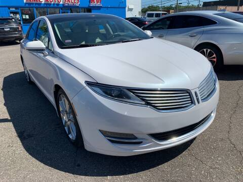 2016 Lincoln MKZ Hybrid for sale at M-97 Auto Dealer in Roseville MI
