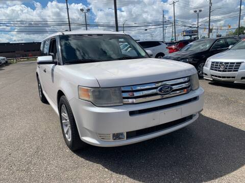 2009 Ford Flex for sale at M-97 Auto Dealer in Roseville MI