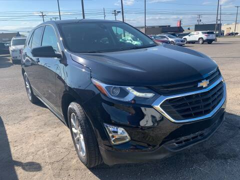 2020 Chevrolet Equinox for sale at M-97 Auto Dealer in Roseville MI