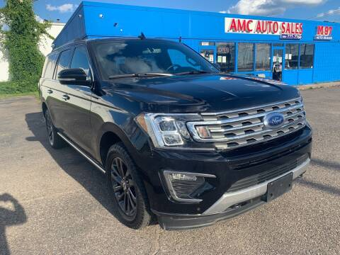2019 Ford Expedition MAX for sale at M-97 Auto Dealer in Roseville MI