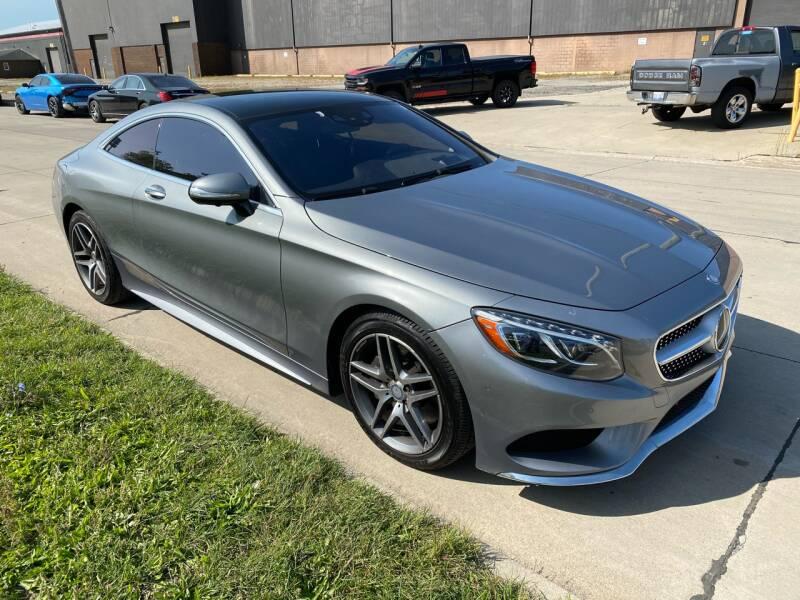 2015 Mercedes-Benz S-Class for sale at M-97 Auto Dealer in Roseville MI